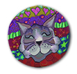 Cat button THUMBNAIL