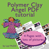 Angel Ornament PDF Tutorial