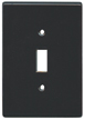 Switch Plate Black