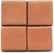 peach tile, orange tile tile, flat tile, plain tile, subway tile, hexagon tile, solid color tile, color tile, handmade