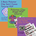 Polymer Clay Tutorials (PDF's) and Kits