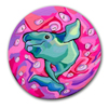 Dancing Dolphin Polymer Clay Silly Milly_THUMBNAIL