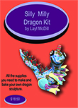 Dragon Kit Silly Milly Polymer Clay Kit THUMBNAIL