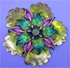 Flower Wall Sculpture THUMBNAIL