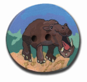 rhino button, hipo