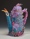 Large Peacock Teapot Tall_THUMBNAIL