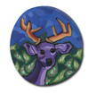 Purple Deer Silly Milly THUMBNAIL