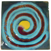 abstract tile art, random tile, mod tile, modern tile, contemporary tile, accent tile_MAIN