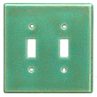 Ceramic Switch Plates