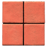 red tile, green tile, flat tile, plain tile, subway tile, hexagon tile, solid color tile, color tile, handmade