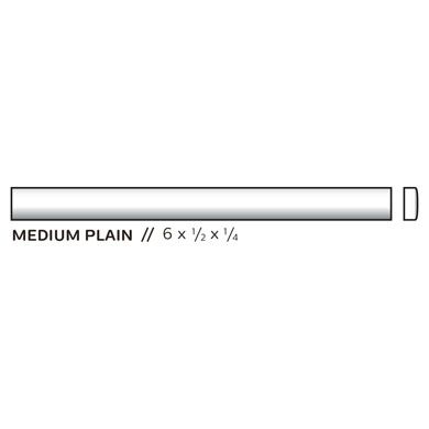 "Medium Plain Liner 6""x1/2""x1/4_THUMBNAIL"