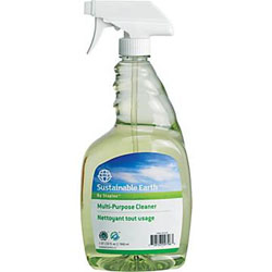Sustainable Earth 174 By Staples 174 All Purpose Cleaner Ready