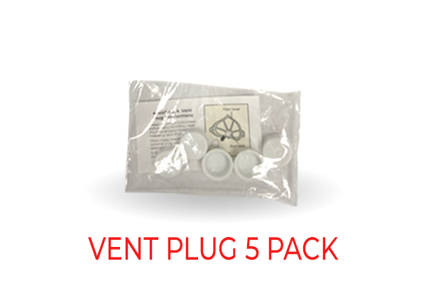 Vent Plug 5 Pack SWATCH