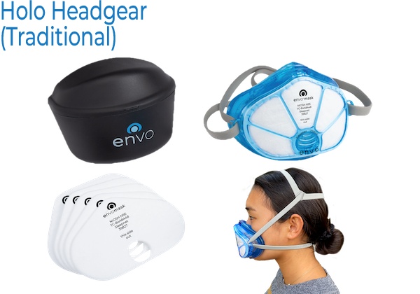 envo®mask N95 Respirator Kit MAIN