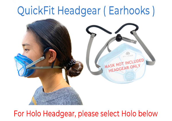 Replacement QuickFit Headgear SWATCH