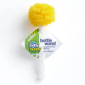 Baby Buddy Bottle Wand Magic-Scrub