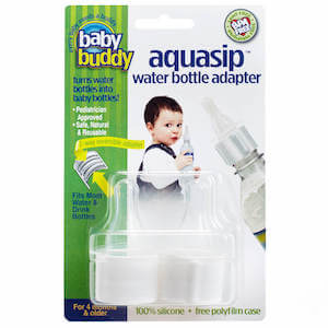 Baby Buddy Aquasip™ Water Bottle Adapter