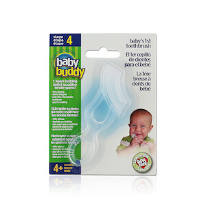Baby's 1st Toothbrush - designed for chewing