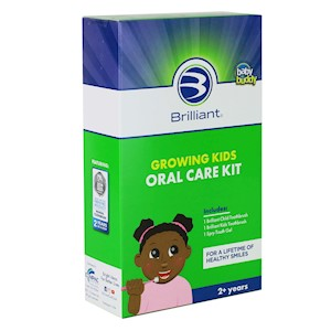 Brilliant Growing Kids Oral Care Kit THUMBNAIL