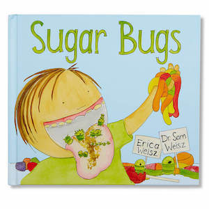 Baby Buddy Sugar Bugs Book THUMBNAIL
