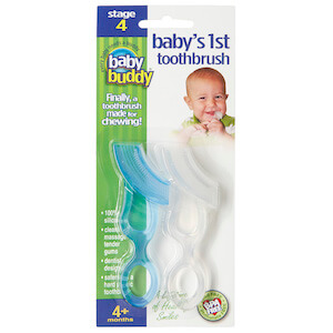 Baby's 1st Toothbrush 2ct