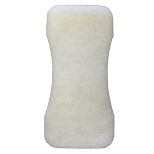 Bare back scrubber refill replacement pad MAIN