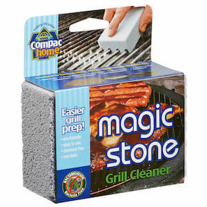 Compac Home Magic Stone Grill Cleaner