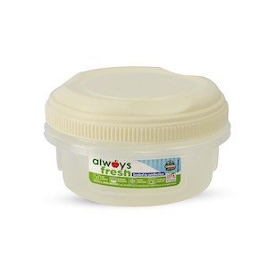 Hi-Top Cylinder Container - 12oz - Ivory MAIN