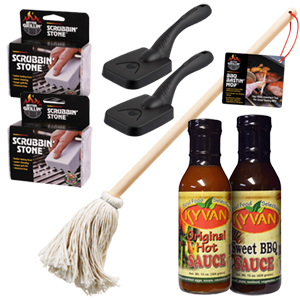 Better Grill 7pc BBQ Gift Set THUMBNAIL
