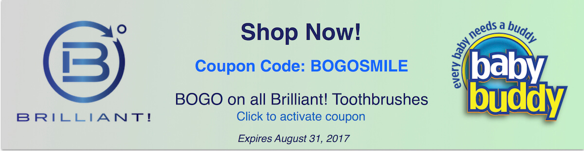 Save on Brilliant Toothbrushes