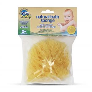 Natural Bath Sponge 4inch Grass Sea Sponge THUMBNAIL