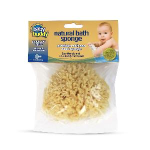 Baby Buddy Natural Bath Sponge Sea Wool THUMBNAIL