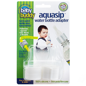 Aquasip™ Water Bottle Adapter