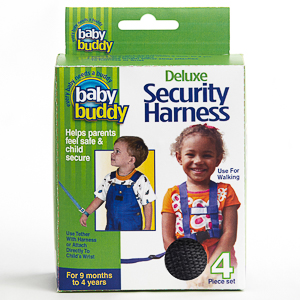 Baby Buddy Deluxe Security Harness THUMBNAIL