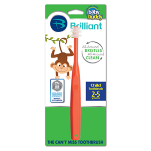 Brilliant Child Toothbrush Mini-Thumbnail