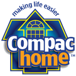Compac Home Logo - Innovative Solutions Making Life Easier