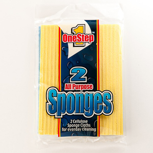Compac Home 1 Step Sponge Cloth