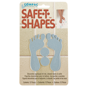 Safe-T-Shapes Feet