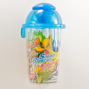Salad Blaster Clear Cup 26oz MAIN