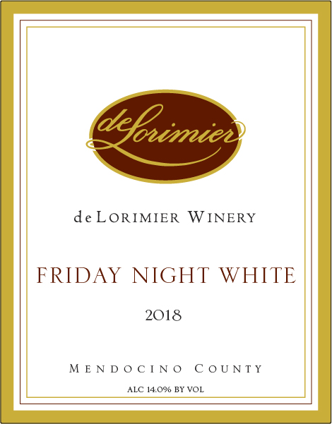 2018 Friday Night White THUMBNAIL