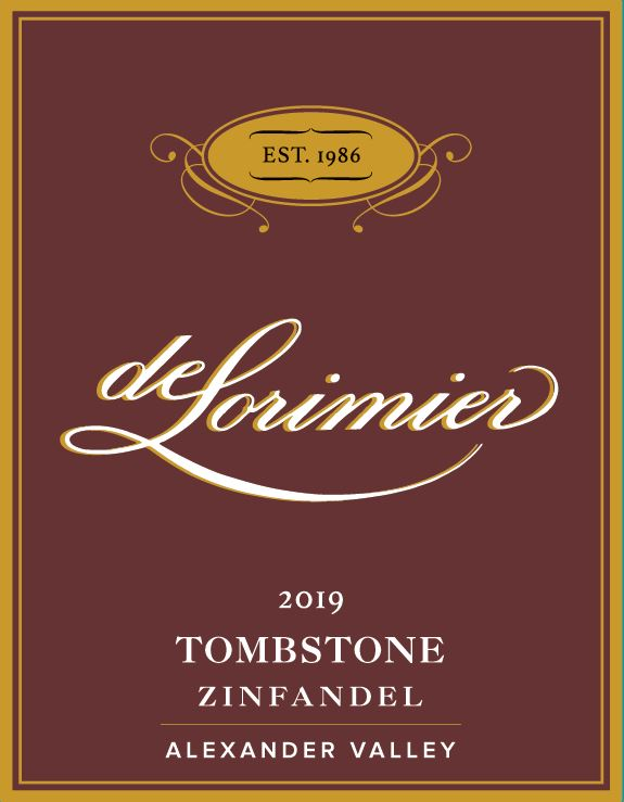 FUTURE 2019 Zinfandel, Tombstone MAIN