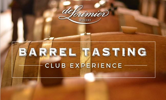 2018 Barrel Tasting Preview Party Night #1 | 6 - 8pm