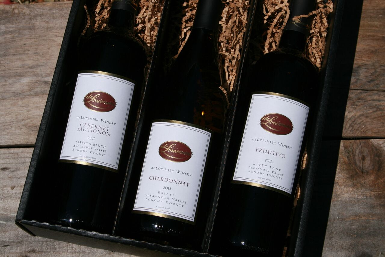 Holiday Wine Pack - Mixed