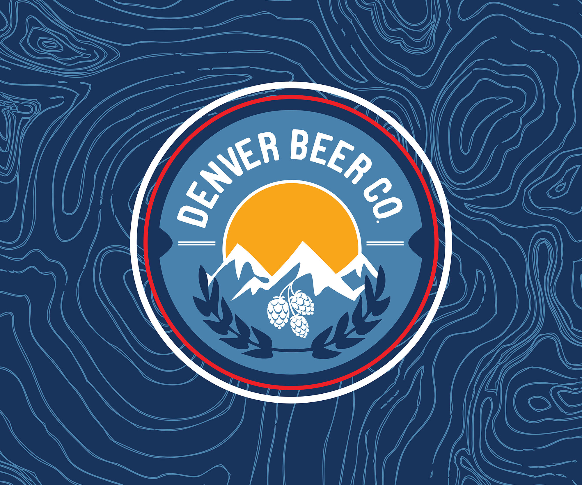 Denver Beer Co Fleece Blanket MAIN