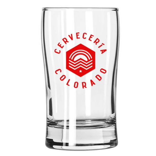 Cerveceria Colorado Taster Glass MAIN