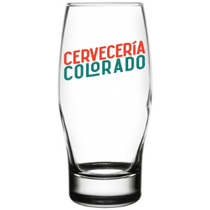 Cerveceria Colorado  Pint Glass THUMBNAIL
