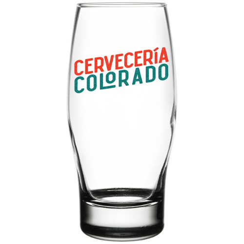 Cerveceria Colorado  Pint Glass MAIN
