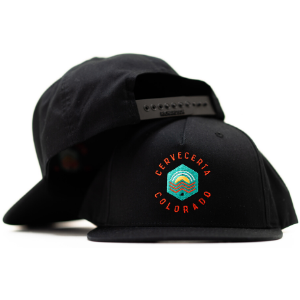 Cerveceria Colorado Hat - Black THUMBNAIL
