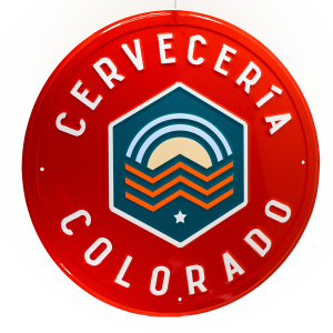 Cerveceria Colorado Tin Tacker THUMBNAIL