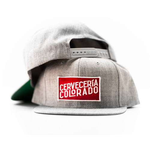 Cerveceria Colorado Hat - Red Patch MAIN